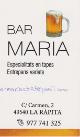 Bar Maria