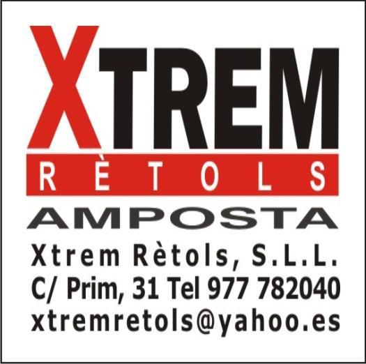 X-Trem Rètols